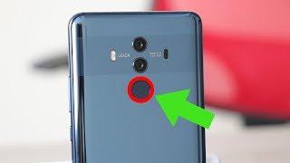 Nueva Función Secreta del sensor de huellas que debes Activar en el teléfono Android 2019