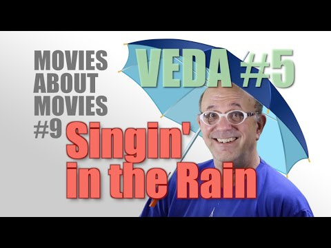 Singin in the Rain Review  Movies About Movies #9  VEDA #5