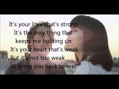 James Morrison Up ft. Jessie J [ Lyrics ]