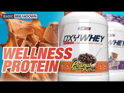 EHPlabs OxyWhey Protein Powder Supplement Review | Basic Breakdown
