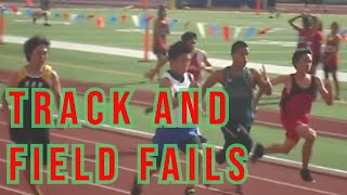 Track and Field Fails || Funny Videos