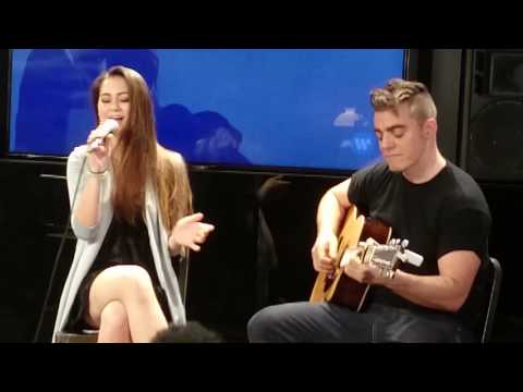 Jasmine Thompson - Rather Be (Live from Warner Music Indonesia)