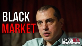 BLACK MARKETS ARE INEVITABLE | Andreas Antonopoulos on society | London Real
