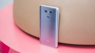 استعراض للهاتف LG G6