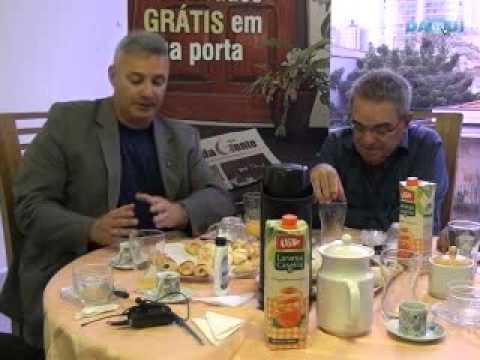 Café da Manhã com Coronel Telhada   2012