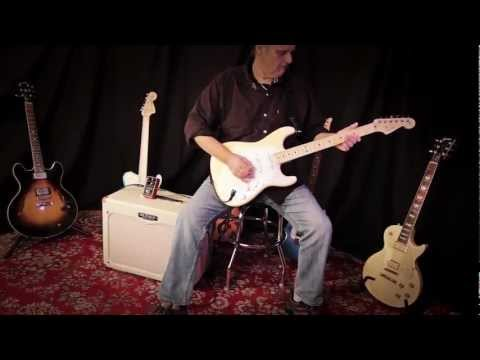 MESA/Boogie Tone-Burst – Delta Grind with Walter Trout