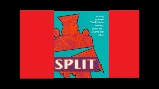 Ep 70: Split Card Game Review (Parker Brothers 2002)