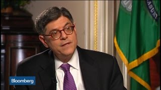 Jack Lew: Policy Can Drive Demand in Europe