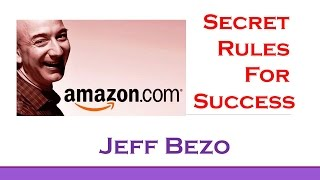 Jeff Bezos's Top 3 Rules for Success #LaunchPadJ2B