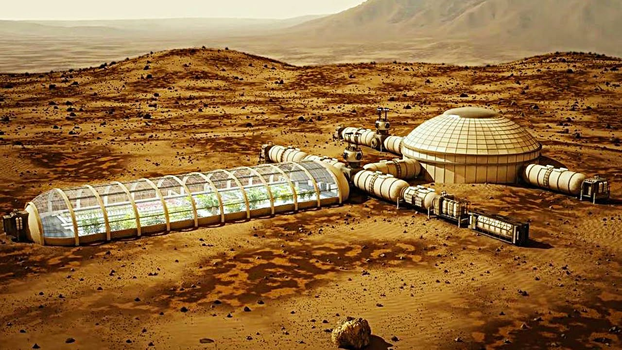 if i were to be the first human to visit mars