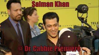 World Premiere Of Dr. Cabbie With Salman Khan - बॉलीवुड सुपरस्टार सलमान खान