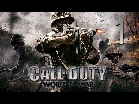 "Call Of Duty: World at War | En Español | Capítulo 1 ""Semper Fi"""