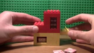 Mini Lego Candy Dispenser
