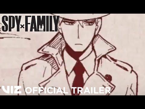 Official Manga Trailer   Spy x Family, Vol. 1   VIZ