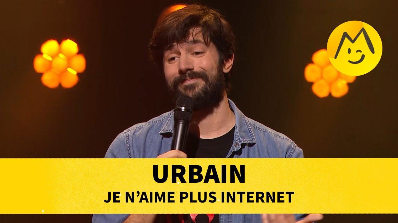 Urbain - Je n'aime plus internet
