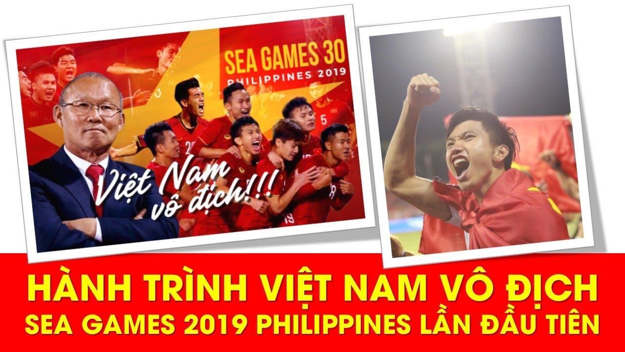 Hành Trình Việt Nam Vô Địch Sea Games 2019 Philippines Lần Đầu Tiên