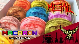 MACARON feat. Sainte Séïa 【Intense Symphonic Metal Cover】