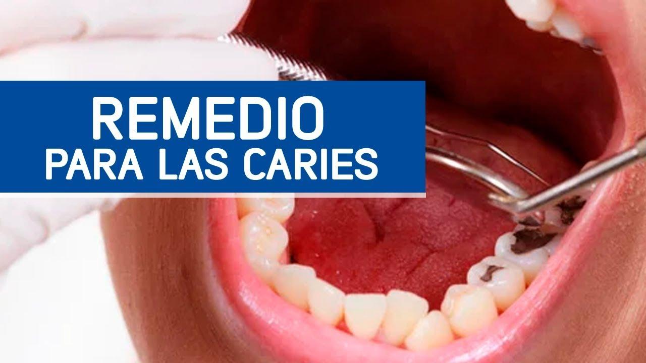 No Existen Remedios Caseros Para Las Caries Odontoespecialistas Youtube