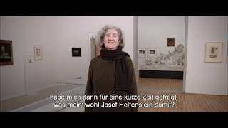 Die basler künstlerin silvia bächli erzählt über ihr verhältnis zu maria sibylla merian, deren raum in der ausstellung «basel short stories» sie mitkuratiert...