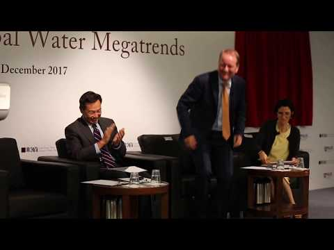 [Lecture] Assessing Global Water Megatrends