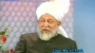 Islam - Liqaa Maal Arab - April 3, 96 - Part 4 of 6