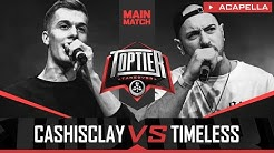 Cashisclay vs. Timeless | TOPTIER TAKEOVER MAINMATCH