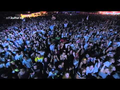 WoodKid -- Live At The Melt! Festival 2013