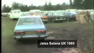 History of the Jalsa Salana During the Fourth Caliphate