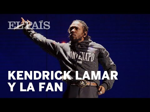 Kendrick Lamar detiene su concierto en el Hangout Fest