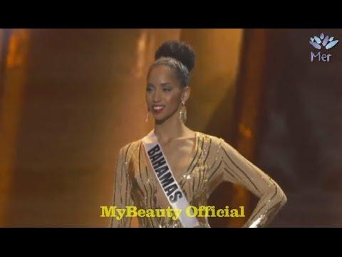 Miss Universe 2015 - 2016 BAHAMAS Toria Nichole | Preliminary competition