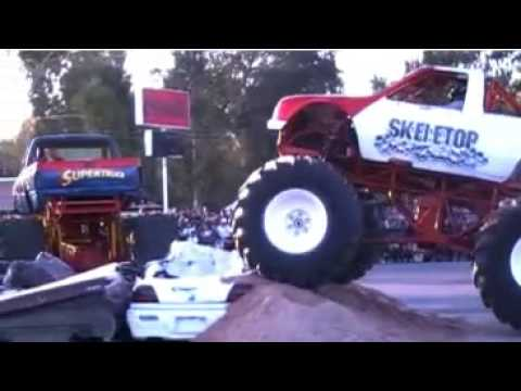 Monster Trucks en San Luis Rio Colorado - www.vivasanluis.com