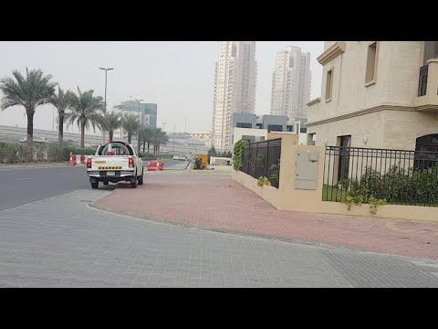 Jumeirah Village in Dubai...