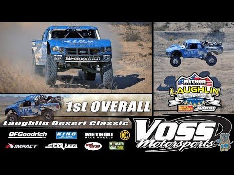 Voss Motorsports WINS Laughlin Desert Classic 2019