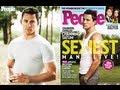 Channing Tatum Sexiest Man Alive!