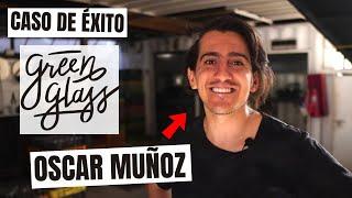 La historia de Green Glass con Oscar Muñoz