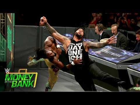 The Usos vs. The New Day - SmackDown Tag...