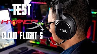 [Cowcot TV] Test casque Hyper X Cloud Flight S et Chargerplay Base
