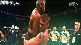 UFC Fight Moments Alexander Gustafsson and Daniel Cormier