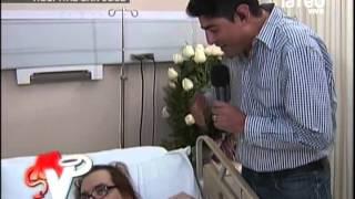 A Gonzalo Cáceres le amputaron dos dedos del pie por su diabetes