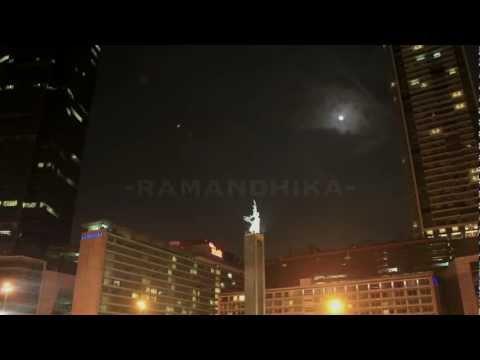 Jakarta Highway and Bundaran HI Timelapse