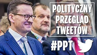 """""""Polska staje się Doliną Krzemową Unii Europejskiej"""" - Polityczny Przegląd Tweetów."""