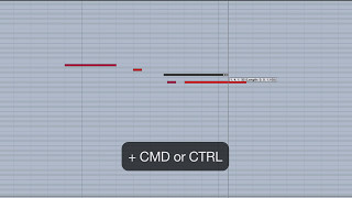Cubase 8.5 New Features - MIDI editing