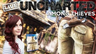 Uncharted 2 (Part 1) PS4 Remaster, first time playing