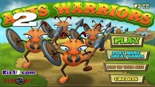 #2 Ants Warriors / Война Муравьев