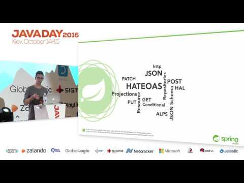 JavaDay Kyiv 2016: Spring Data, Hypermedia and the Cloud (Christoph Strobl)