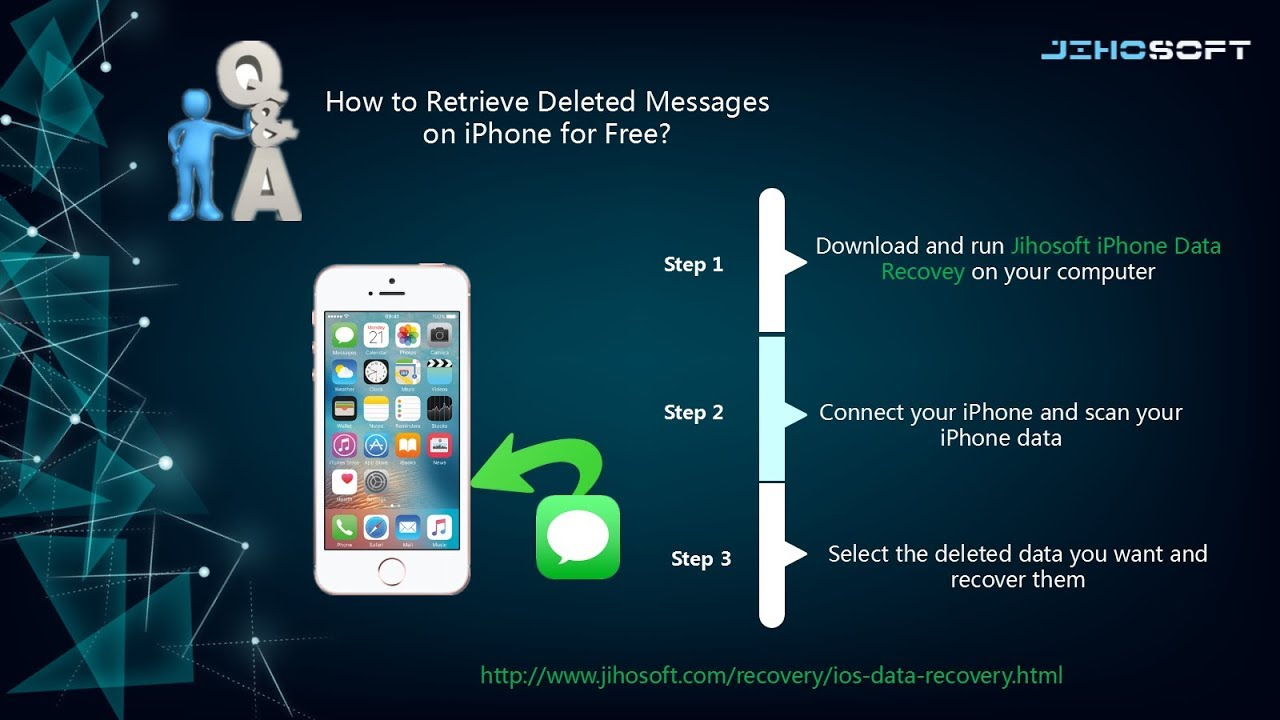 How to Retrieve Deleted Messages on iPhone for Free