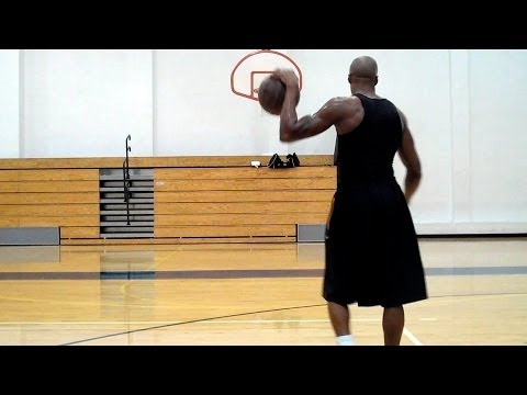 Paul George Double Crossover, Hesitation Move Drive & Finish | @DreAllDay