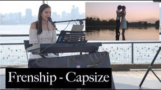Friendship & Emily Warren - Capsize (Live @ Summerfest performed by Isla Noir)
