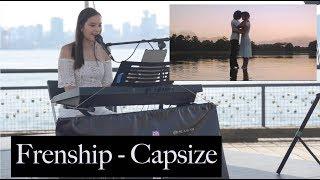 Friendship & Emily Warren - Capsize (Live @ Summerfest performed by Isla Noir)