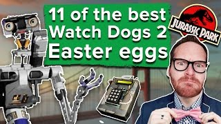 11 Of The Best Watch Dogs 2 Easter Eggs